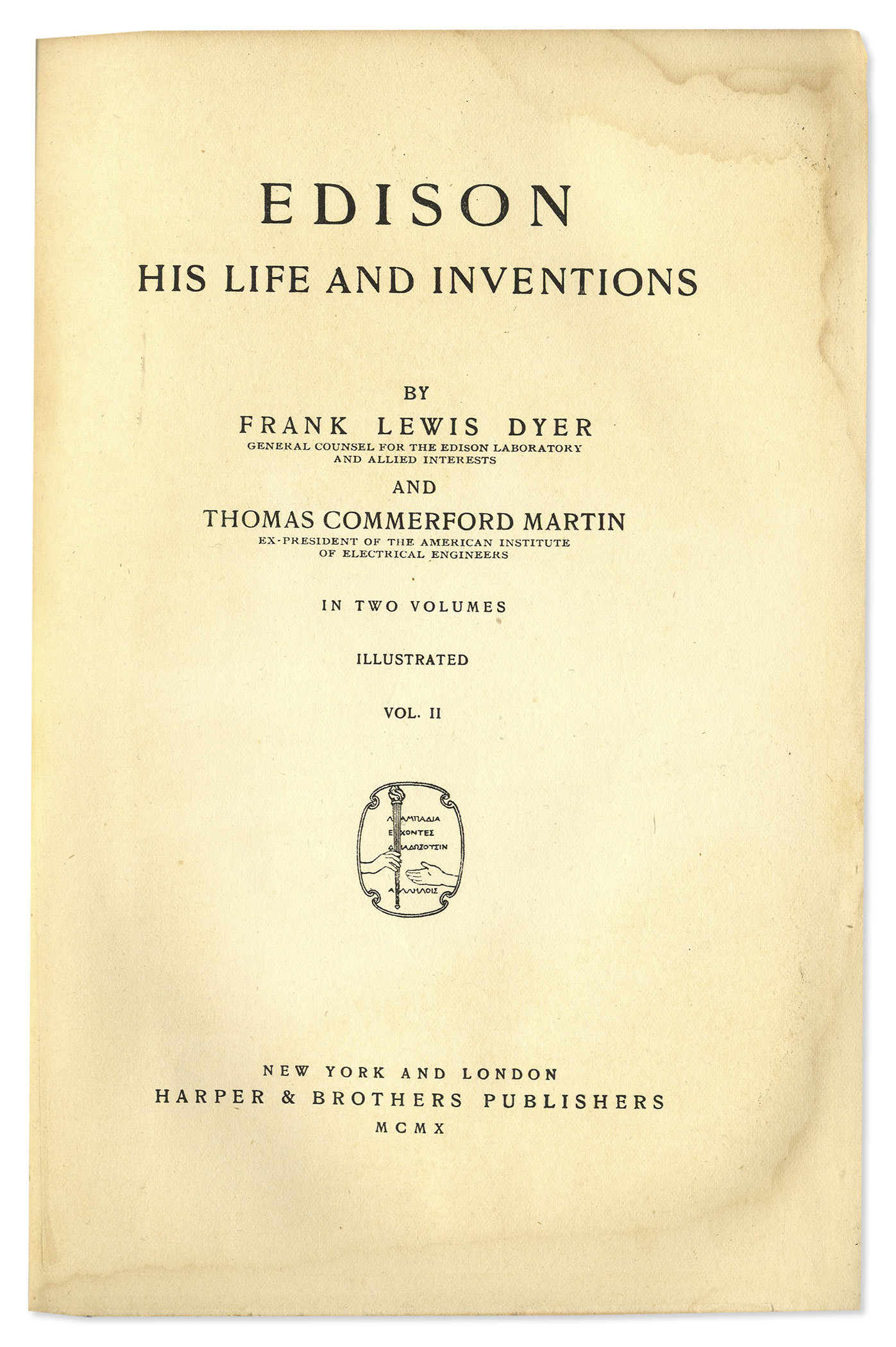 the life and inventions of thomas Life entertainment travel sports all bi accounts business insider bi 15 inventions from thomas edison that changed the world judith aquino and christina 1847, thomas edison was an incredibly successful inventor, scientist, and businessman, accumulating 1,093 patents in his lifetime.