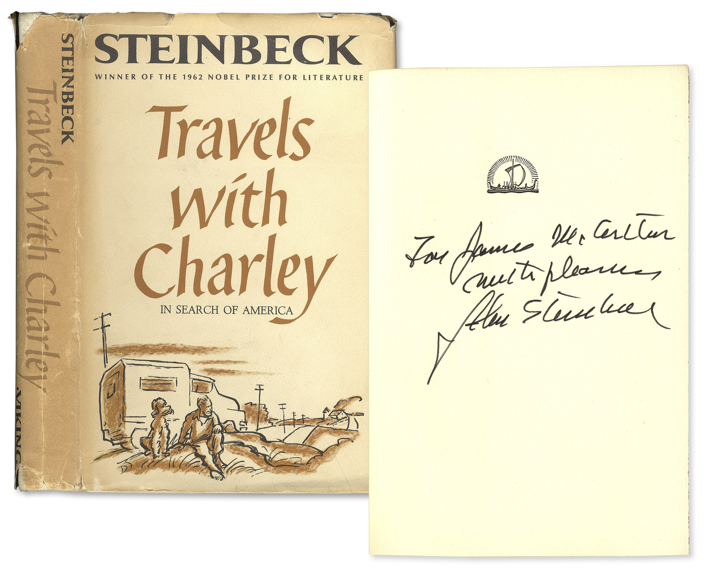 """travels with charley Travels with charley has 57,999 ratings and 4,259 reviews jeffrey said: """"i saw in their eyes something i was to see over and over in every part of the n."""