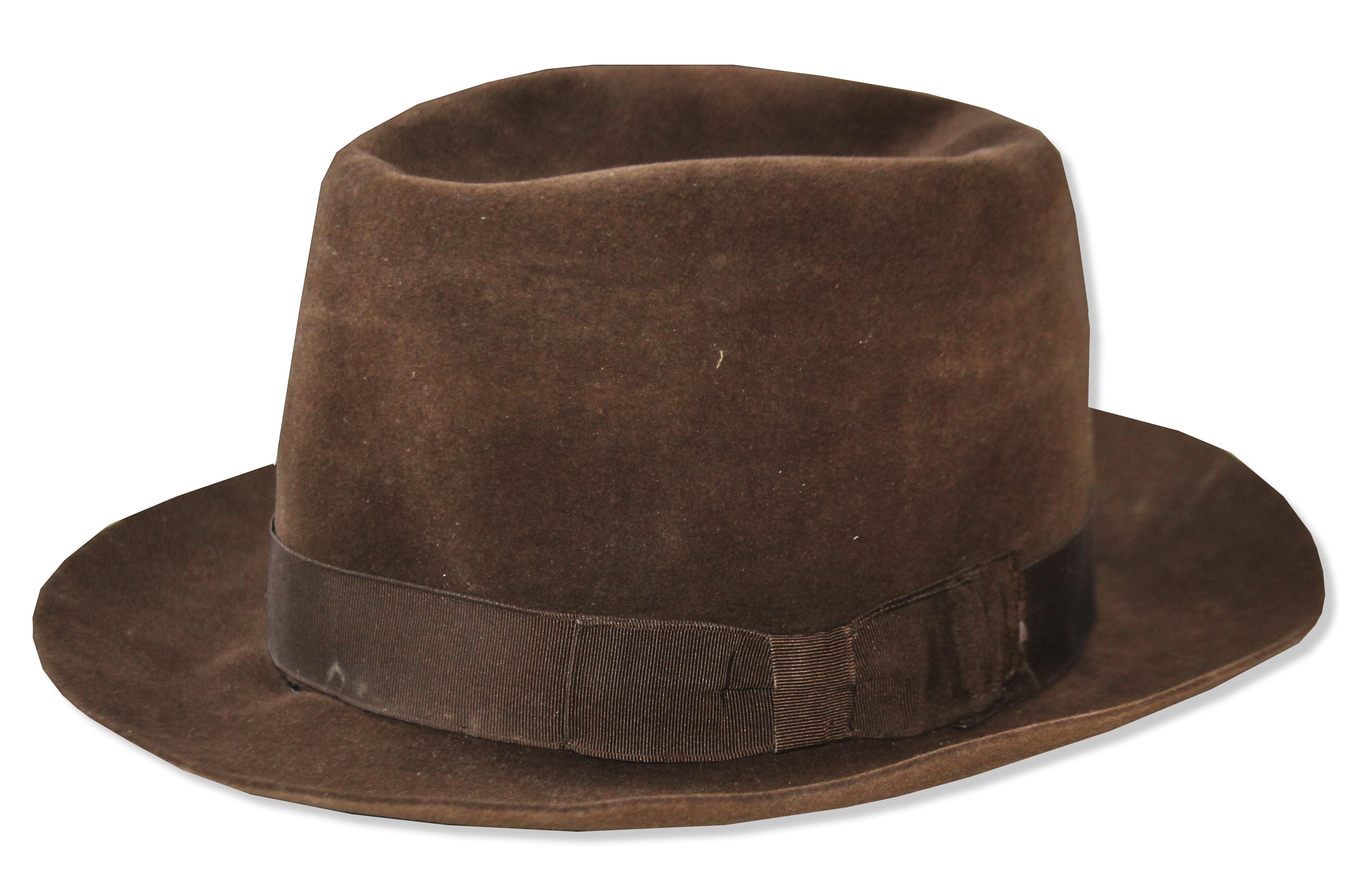 adb886369cbb5 ... Red Skelton Famous Brown Derby Hat Worn as   Clem Kadiddlehopper   on    ...