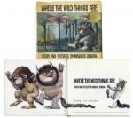 Where the Wild Things Are by Maurice Sendak -- 1963 Childrens Classic in Near Fine Condition