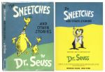 Dr. Seuss The Sneetches and Other Stories First Edition, First Printing