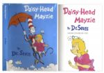 Dr. Seuss Daisy-Head Mayzie First Edition, First Printing