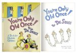 Dr. Seuss Youre Only Old Once! First Edition, First Printing
