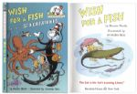 First Printing of Wish For A Fish All About Sea Creatures -- Narrated by The Cat in the Hat