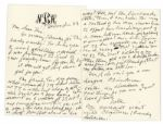 Harper Lee Autograph Letter Signed -- ...Other than old age and decrepitude, were fine!...
