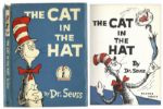 Dr. Seuss The Cat in the Hat -- Early 1957 Edition