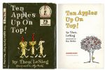 Hard-to-Find 1961 First Edition of Dr. Seuss Ten Apples Up on Top!