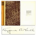 Eugene ONeill Marco Millions Signed Limed Edition