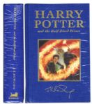 U.K. Deluxe Edition of Harry Potter and the Half-Blood Prince