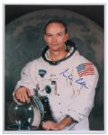Michael Collins Signed 8 x 10 Photo