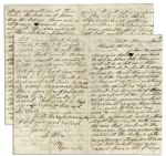 3rd Massachusetts Letter -- ...it was as hot as 2 hells here...I think they are trying to kill our regiment...our party got licked...it will always be so as long as they have such damn fools...