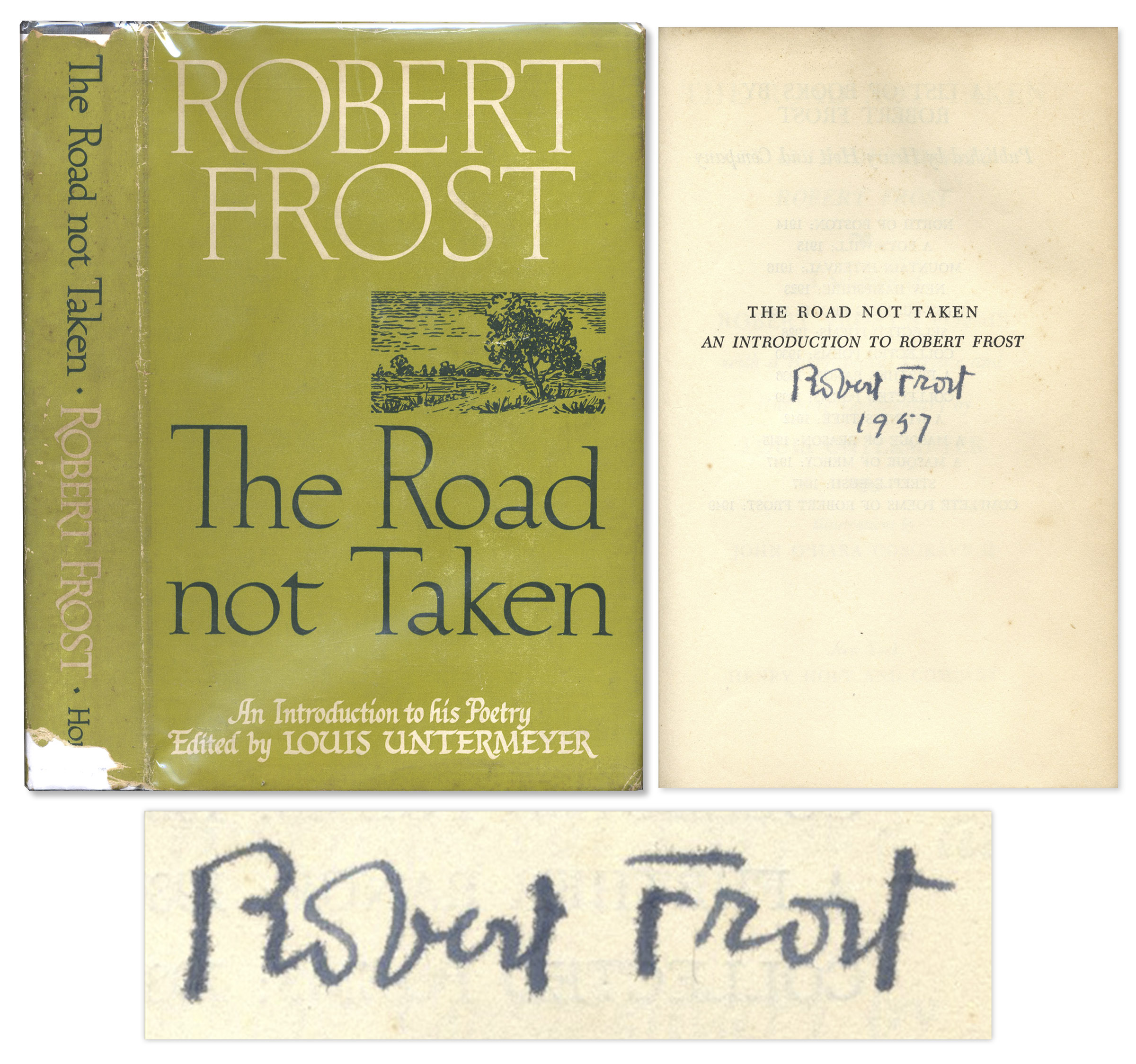 "literary analysis of the book the road taken by robert frost Text to analysis essay- the road not taken by robert frost posted on october 21, 2015 by ekrmaul haque the poem, ""the road not taken"" by robert frost states that in life we come upon many decisions, and there are points where we have to let fate take the lead."