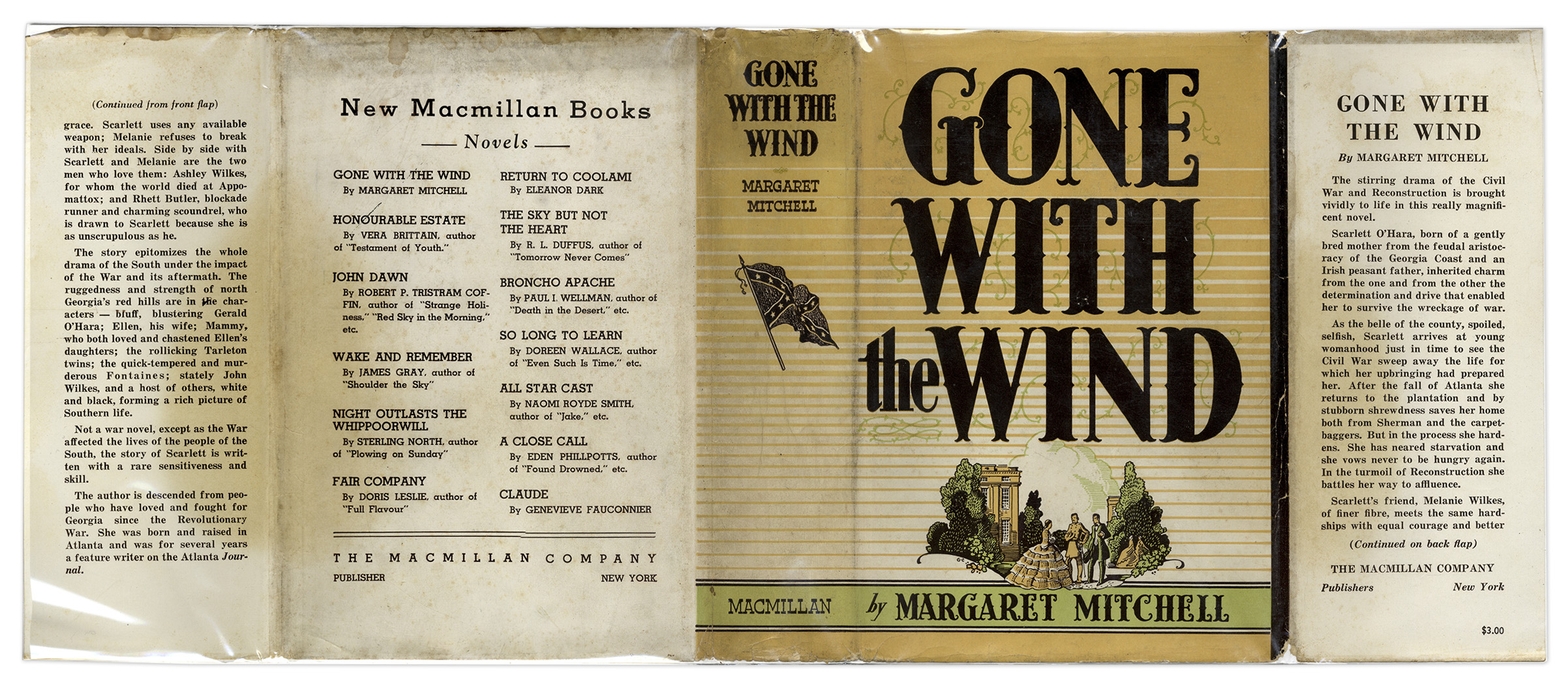 an analysis of the theme in gone with the wind by margaret mitchell