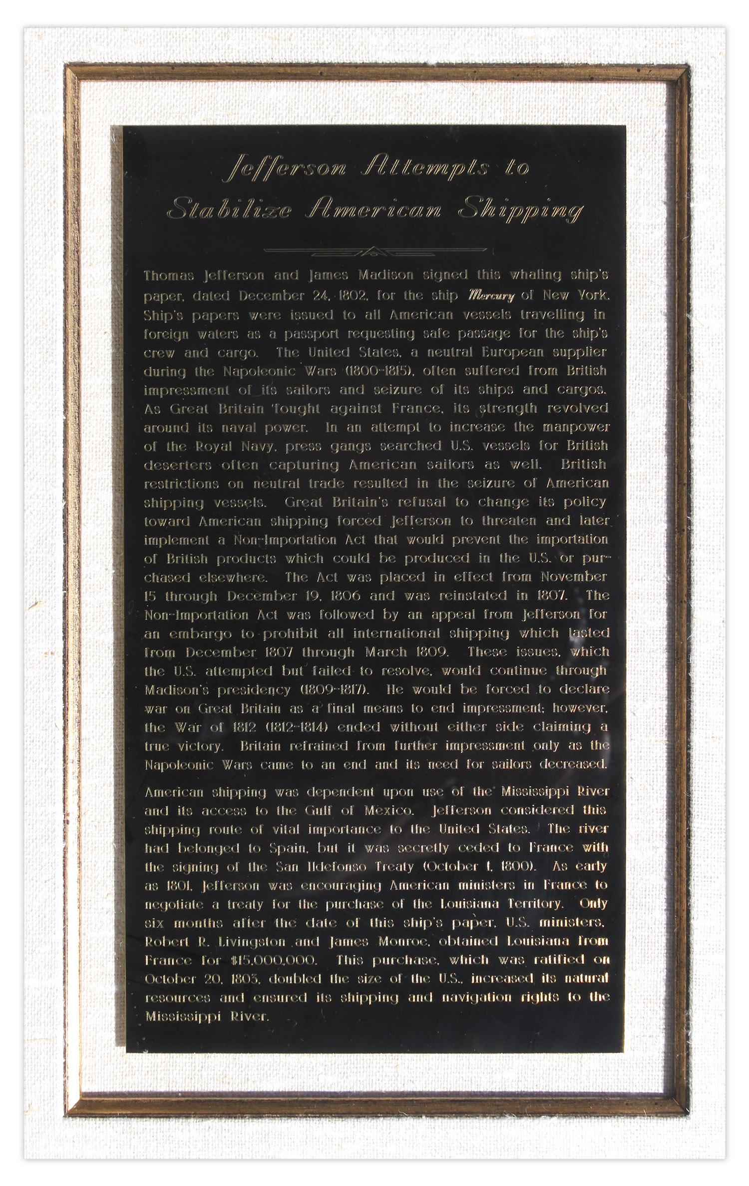 Thomas Jefferson Critical Essays