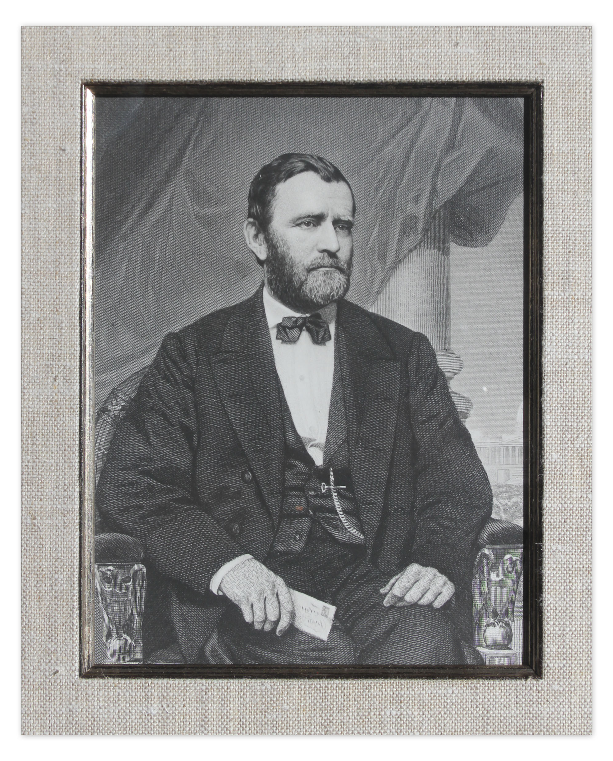 the different admirable qualities of general ulysses grant Ulysses s grant (born hiram ulysses grant april 27, 1822 - july 23, 1885) was the 18th president of the united states, commanding general of the army, soldier, international statesman, and author.
