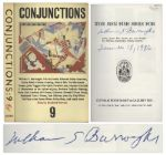 William S. Burroughs Signed Copy of Conjunctions Literary Journal
