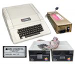 Apple II Series Computer From 1977 -- One of the First 2,000 in Production