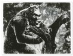 Fay Wray Signed 10 x 8 Photo from King Kong