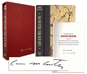 Gorgeous Signed Limited Edition of Cormack McCarthys No Country For Old Men -- The Novel That Inspired 2007s Best Picture -- Fine
