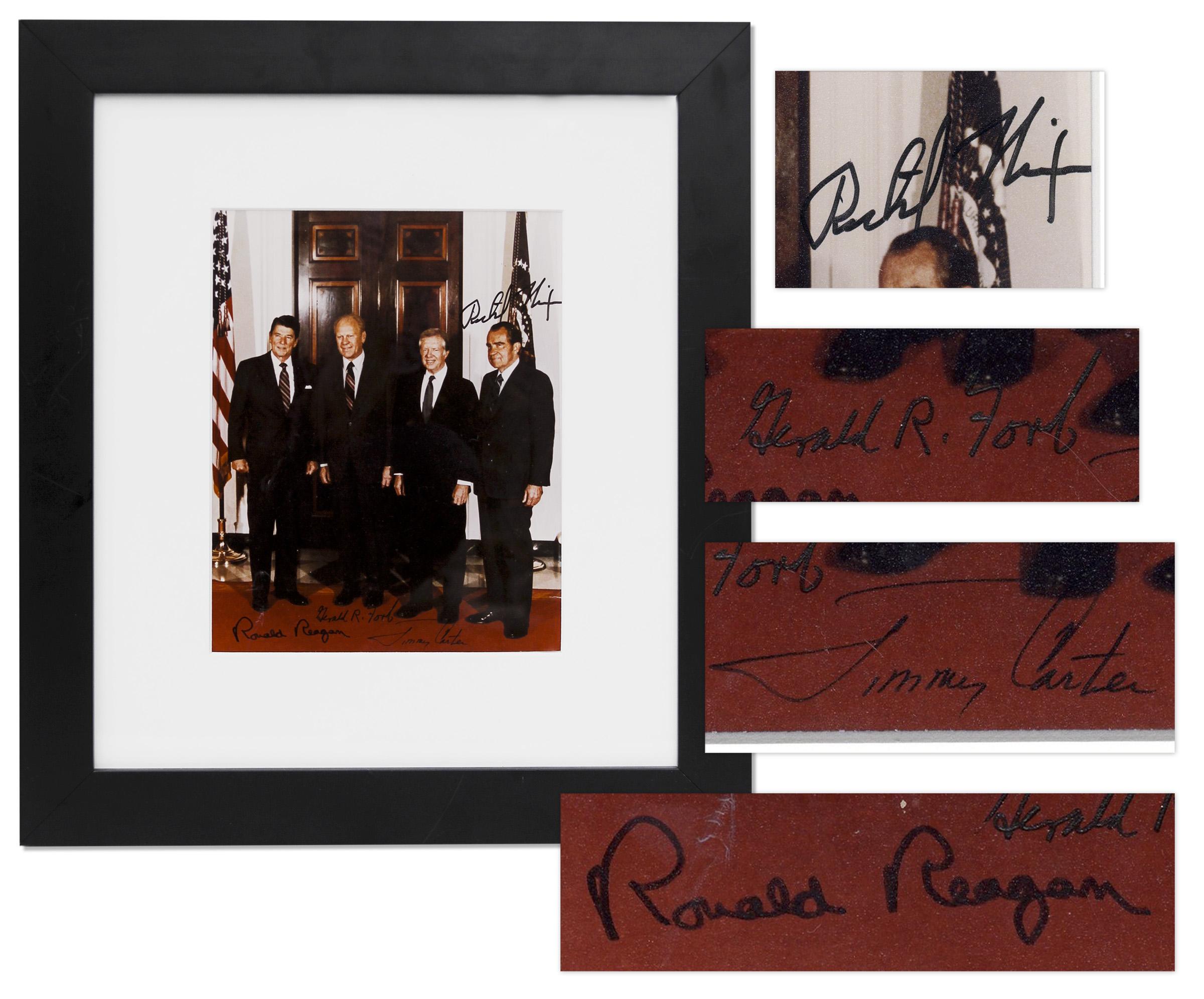 Richard Nixon Memorabilia