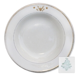 John F. Kennedy Presidential China -- Used in the Dining Room of the Presidential Yacht, the Honey Fitz