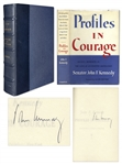 President John F. Kennedy Signed Profiles in Courage -- Beautiful, Uninscribed Copy -- With COA From University Archives