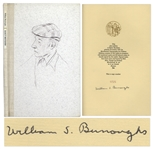 William S. Burroughs Signed Limited Edition of Early Routines