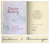 William S. Burroughs Signed Limited Edition Hors Commerce Copy of Doctor Benway -- One of 26 in Existence