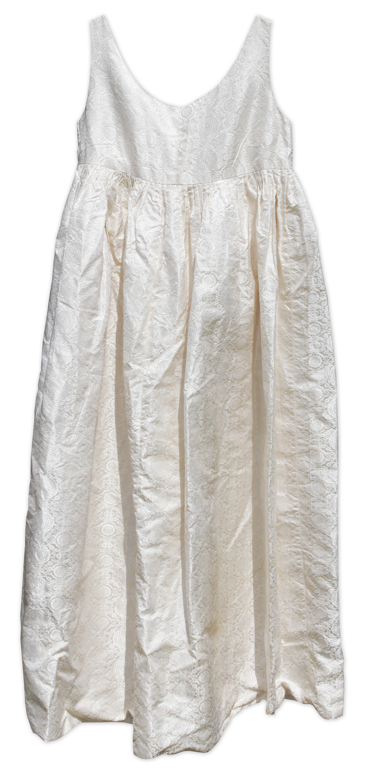 Jackie Kennedy Pregnant: Jacqueline Kennedy Maternity Dress -- Worn