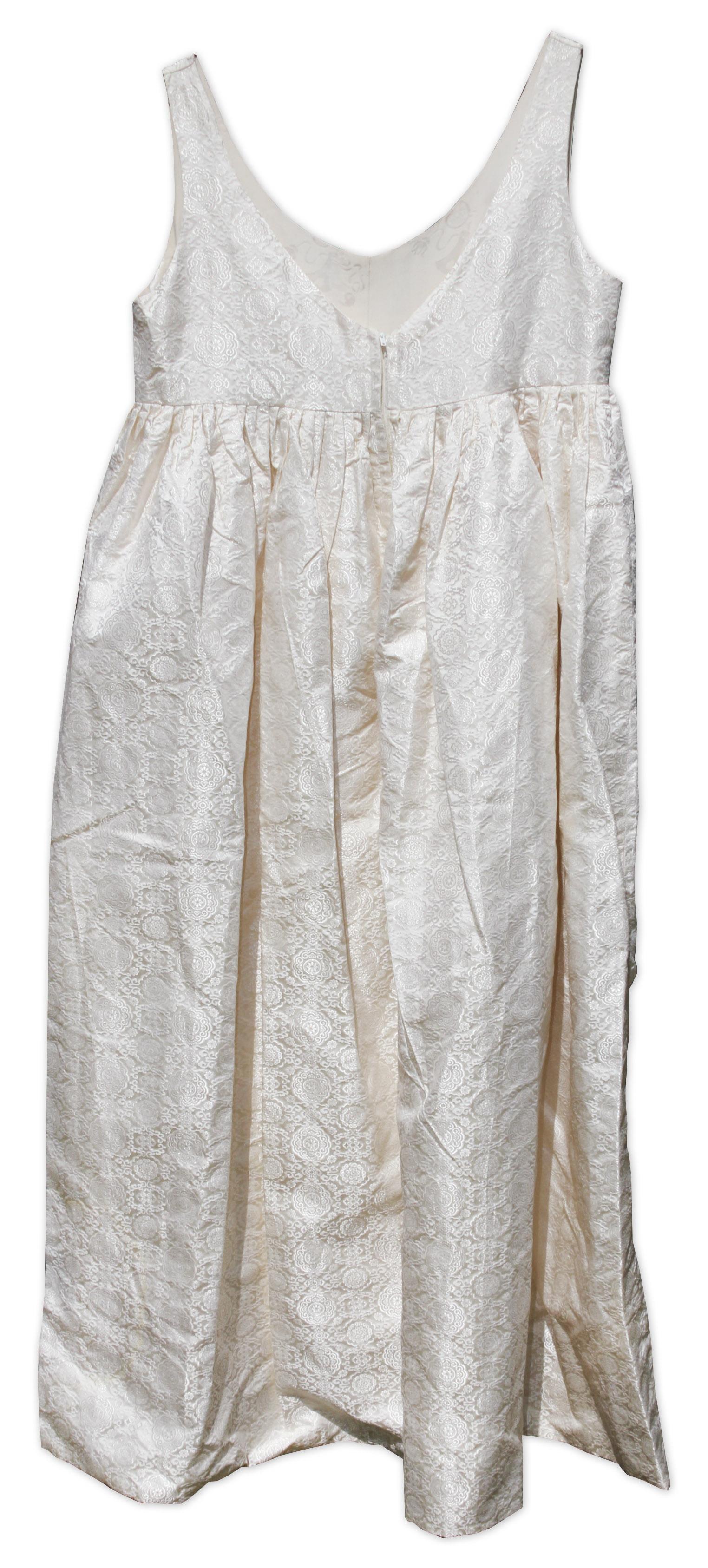 Jacqueline maternity maxi dress