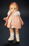Shirley Temples Personally-Owned Doll of Girl on Ice Skates