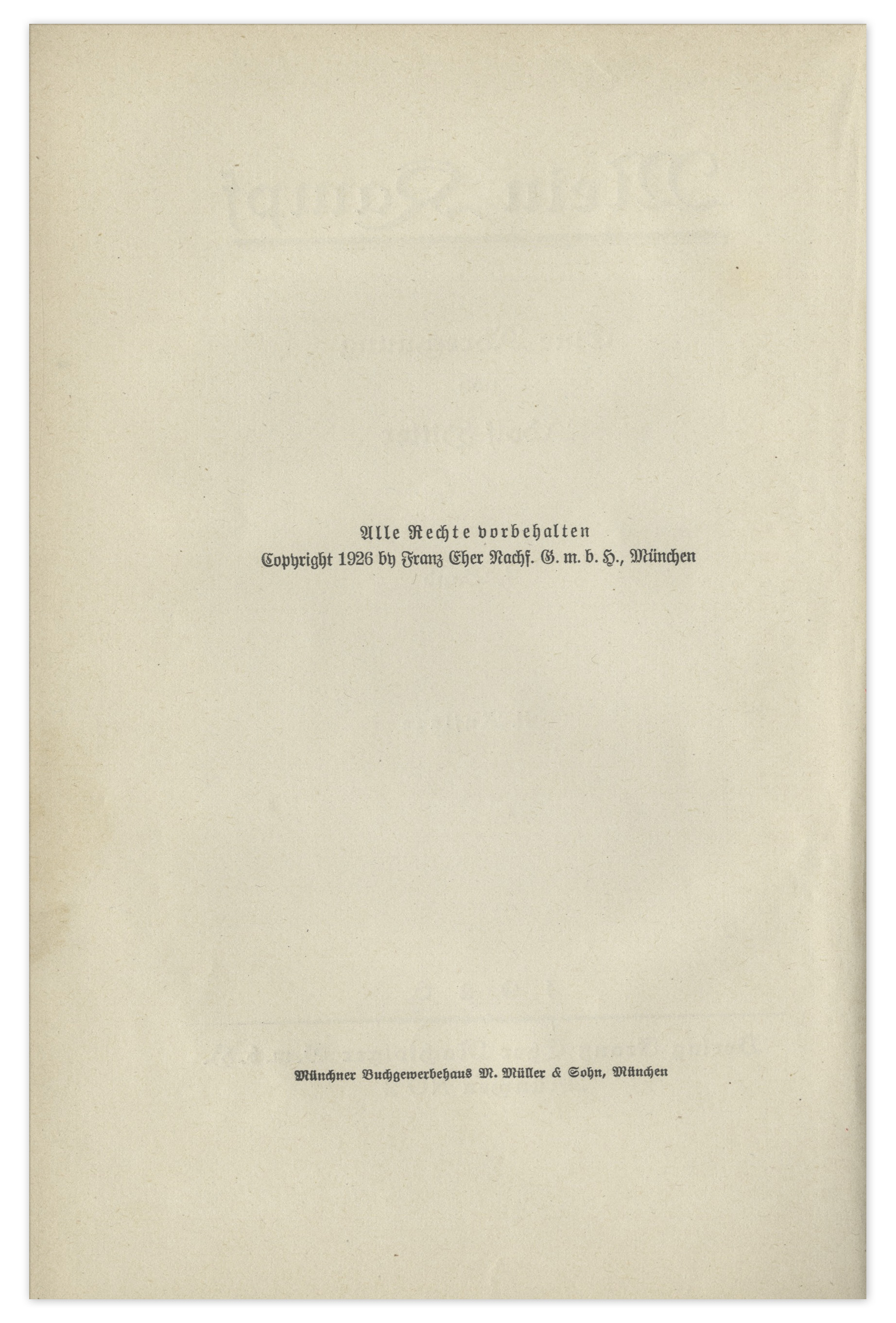 the details of adolf hitlers letter to mein kampf in prison Hitler's second book : the unpublished sequel to mein kampf / gerhard l  weinberg, editor  translated by krista  explains in detail in this work, that was  the last thing germany needed in his eyes, the  letter to the institute of  contemporary history, september 12, 1958 12 adolf dresler  kampf while in  prison the first.