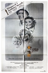 Large Academy Awards Poster for On Golden Pond