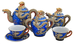 Marlene Dietrich Personally Owned Japanese Porcelain Tea Service