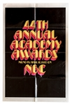 1972 Academy Awards Poster