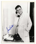 Intimate 8 x 10 Signed Photo of Frank Sinatra