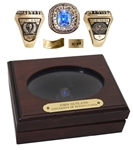 John Outland College Football Hall of Fame Ring -- With LOA From John Outland Estate