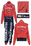 Tony Kanaan Race-Worn & Signed Fire Suit