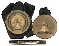 Grammy Nomination Medal -- Made by Tiffany & Co.
