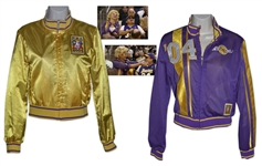 Anna Nicole Smith Screen-Worn Lakers Jacket from Be Cool
