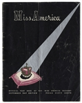 1947 Miss America Yearbook
