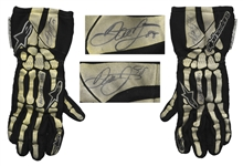 Dale Earnhardt Jr. Race-Worn & Signed Driving Gloves -- With COA From Dale Earnhardt Jr. Foundation