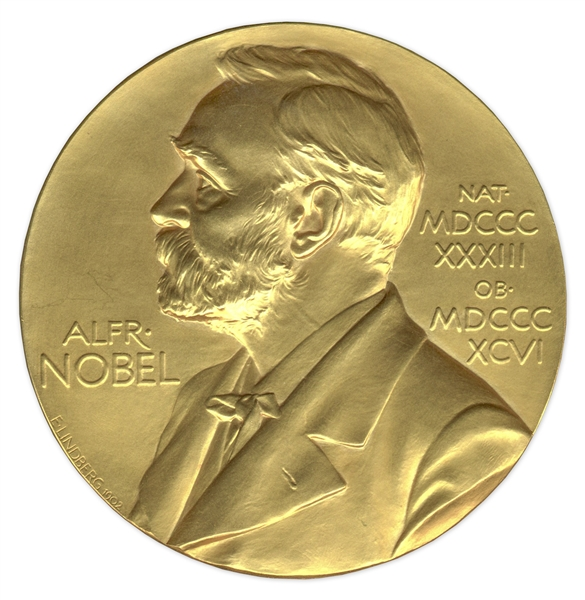 Nobel Prize Awarded to Physiologist Alan Lloyd Hodgkin in 1963 -- Won for His Revolutionary Research on the Central Nervous System