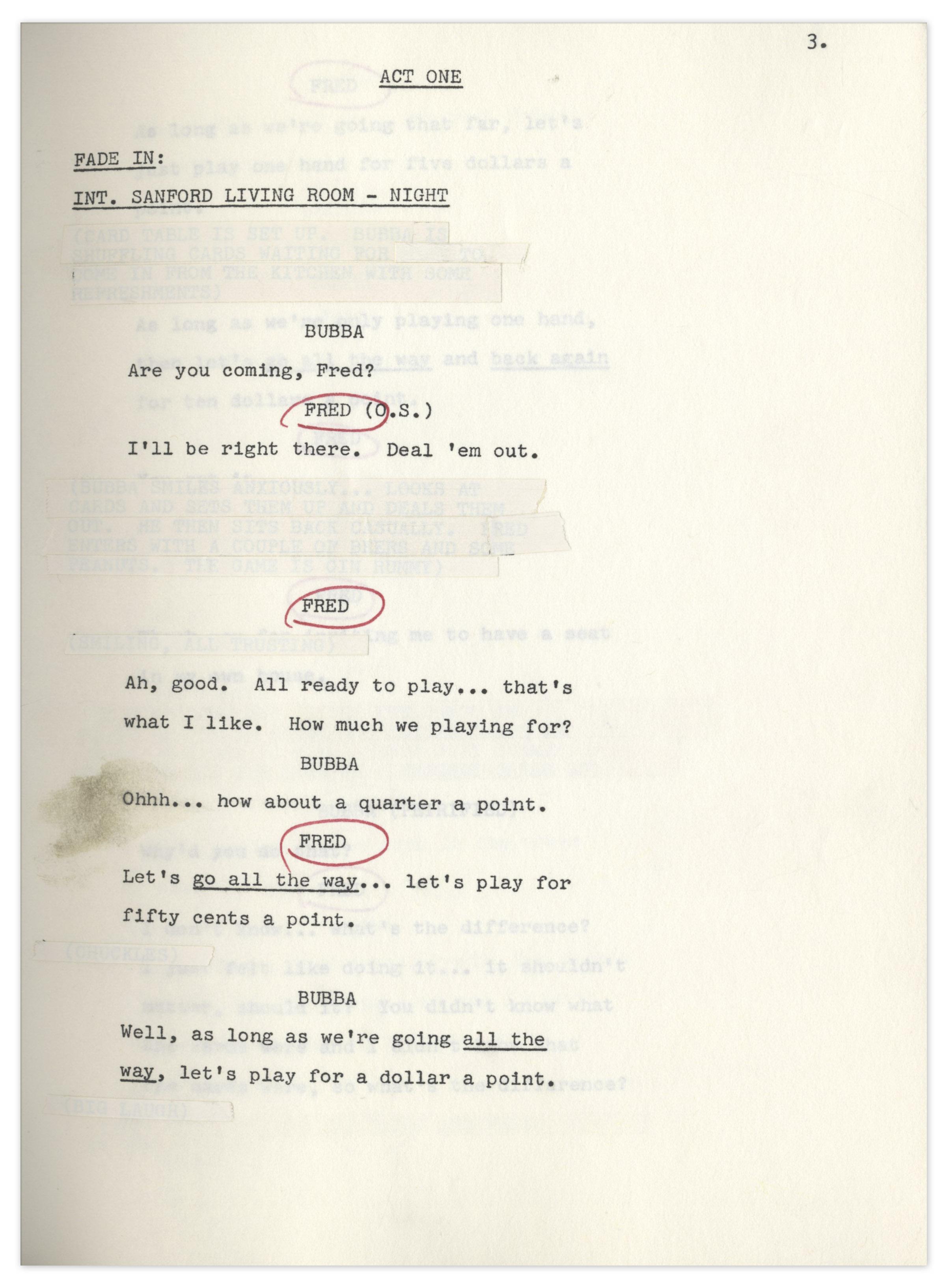 lot detail sanford son season 5 episode 8 final draft sanford son season 5 episode 8 final draft script