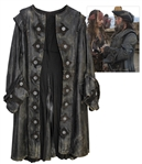 Blackbeards Coat from Pirates of the Caribbean: On Stranger Tides, Screen-Worn by Ian McShane