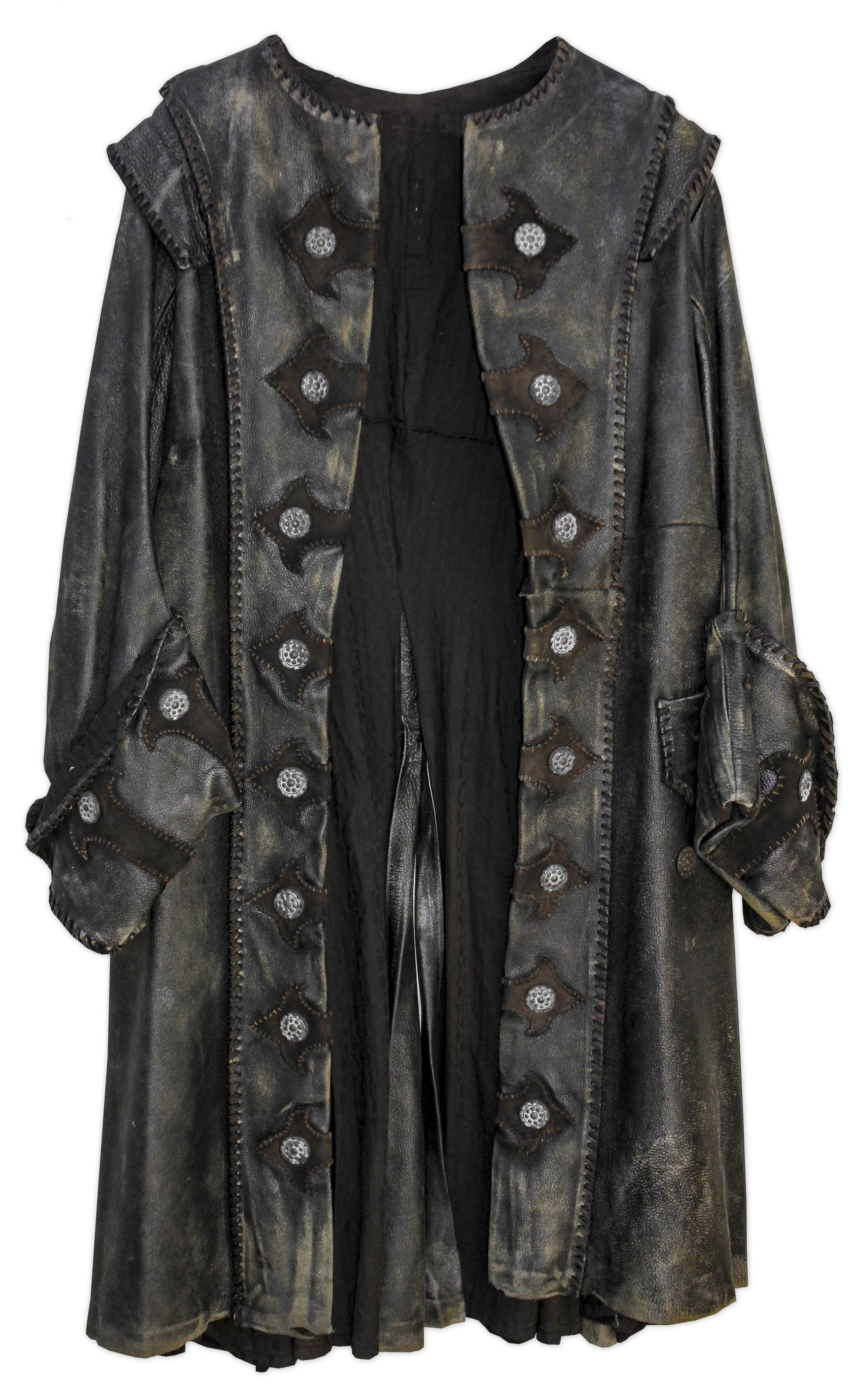 Lot Detail Blackbeards Coat from Pirates of the