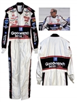 Dale Earnhardt Sr. NASCAR Race-Worn Fire Suit 7-Time Champion -- With COA from RCR