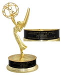 2012 Sports Emmy Award for MLB Networks MLB Tonight Program -- Lustrous, Near Fine Condition