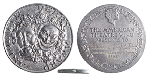 Tony Award Presented to Frankie Michaels in Mame -- Youngest Recipient Ever to Win the Tony, Won at Age 10