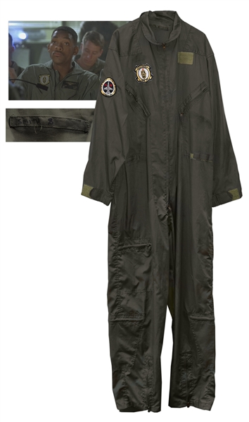 Will Smith Flight Suit From Blockbuster ''Independence Day''